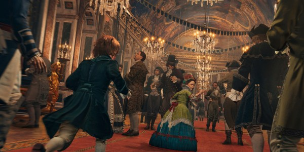 Ubisoft Canada goes 18th century for game launch ...