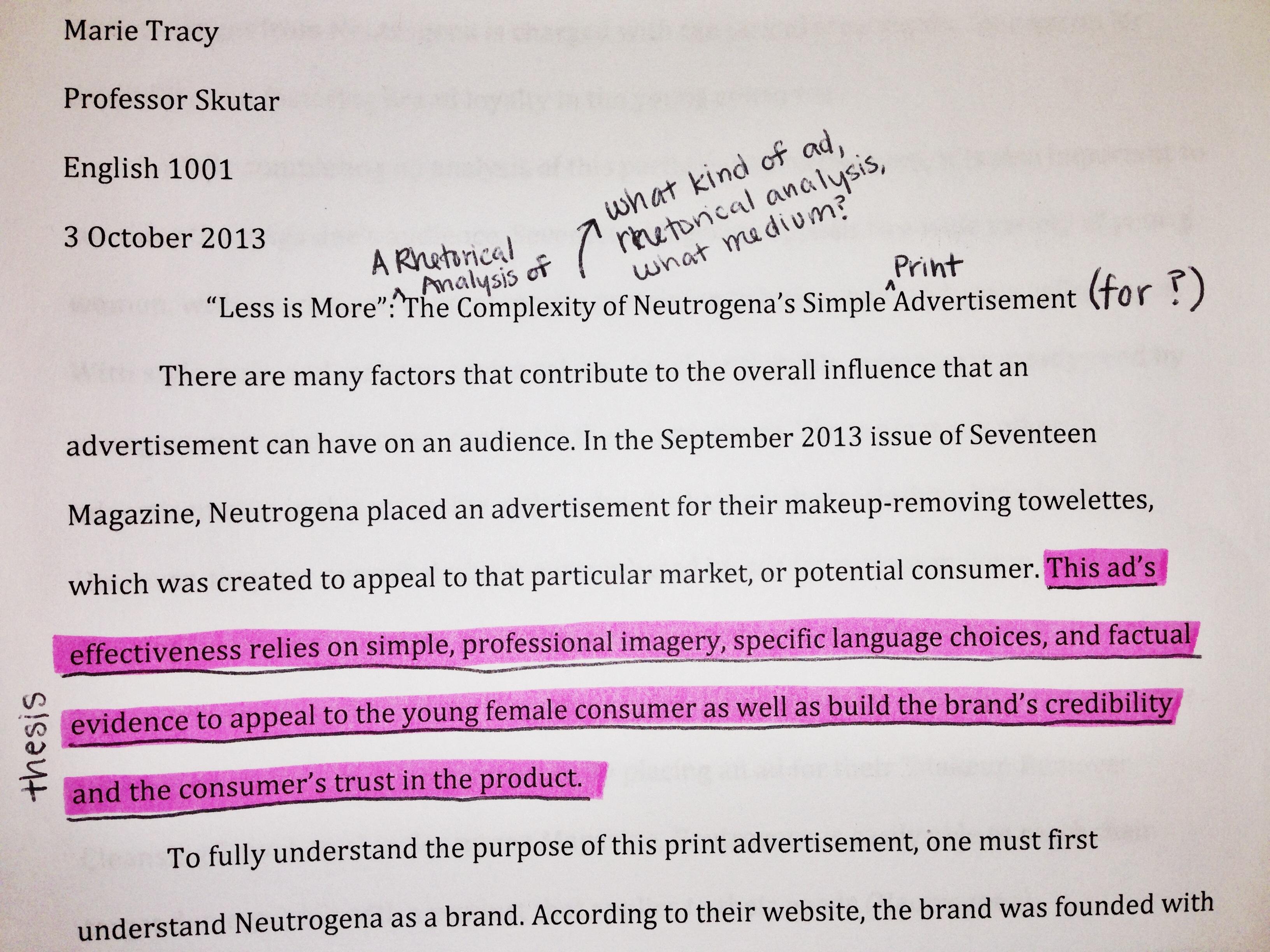 Sample Persuasive Essay For 6th Graders