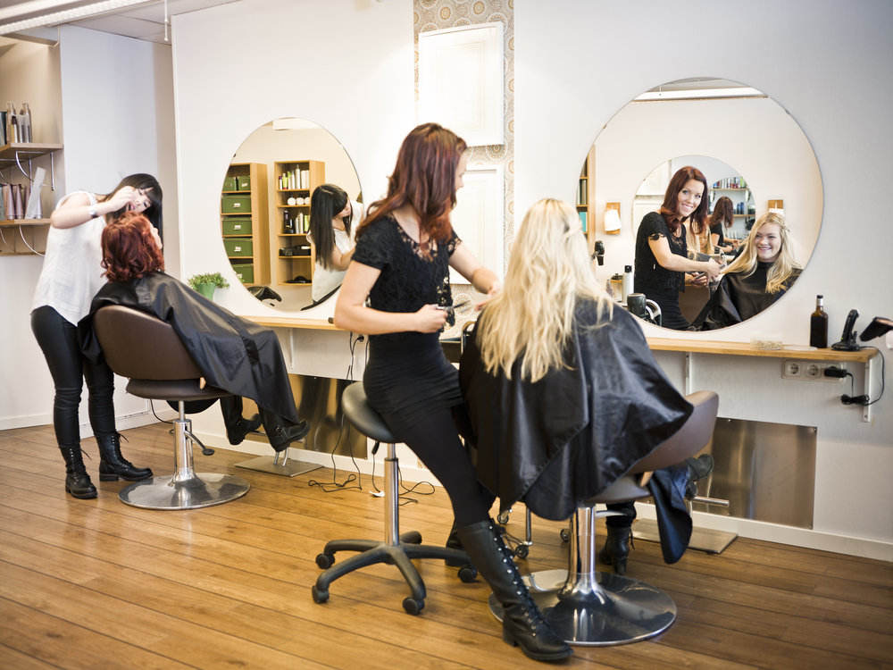 With The Perm Trend On Rise Each Budding Cosmetologist Enrolled At Missouri College Of Cosmetology Is Ready To Offer This Look Clients Visiting