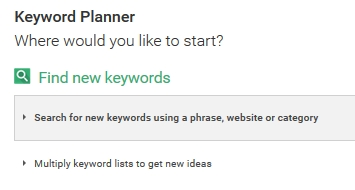 search-for-new-keywords