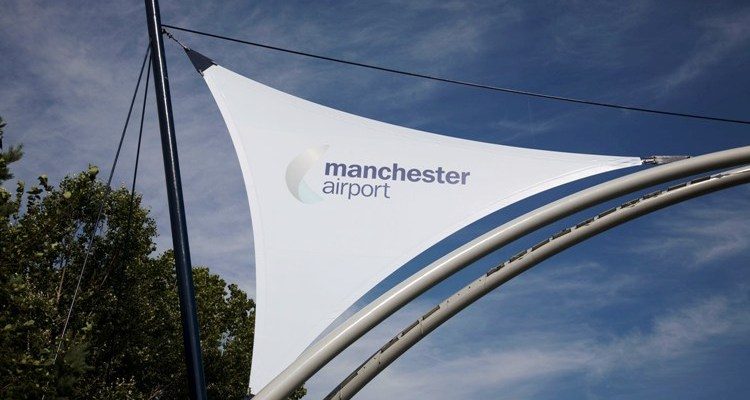 Manchester Airport passenger numbers