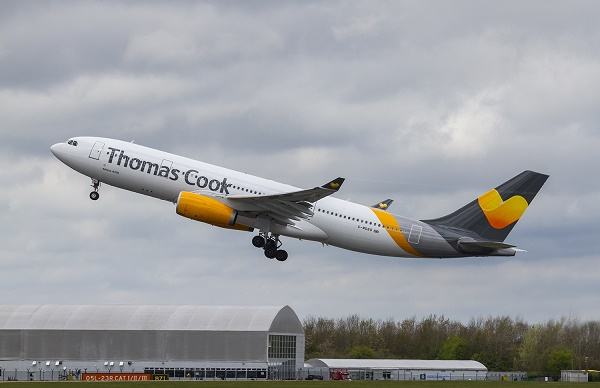 Passenger numbers at Manchester Airport grows as more long haul routes are introduced