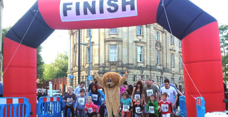 Stockport BIG 10k and Family fun is back for 2018