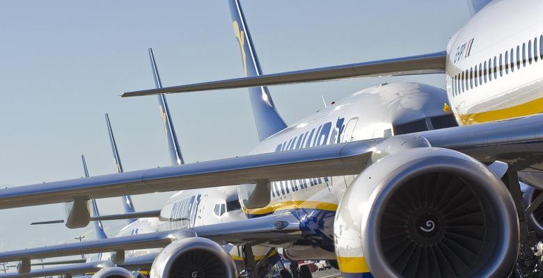 Ryanair Manchester to Kyiv