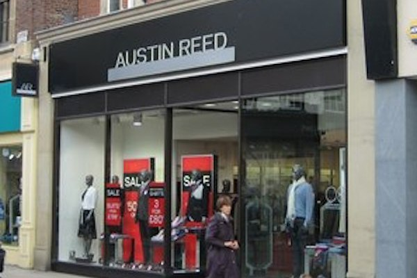 Shopworkers Trade Union Leader S Dismay At Troubles At Austin Reed Marketing Stockport