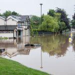 Flooding in Bramhall