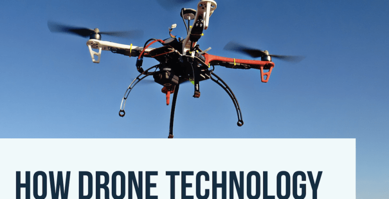 Drone Technology benefits facilities managers