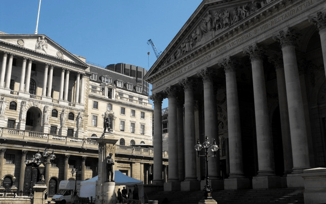 Move to end taxpayer bailouts - from the Bank of England
