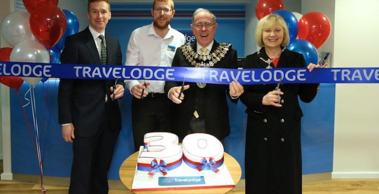 Stockport Travelodge opens