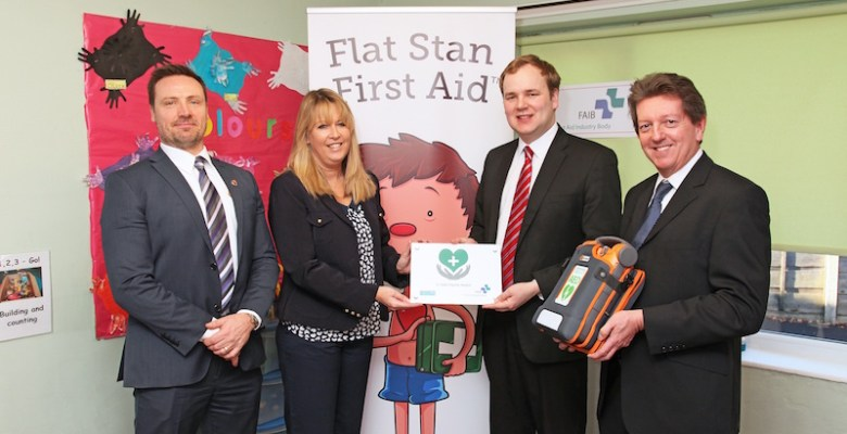 The In Safe Hands Award scheme is a trusted and affordable way of teaching lifesaving skills
