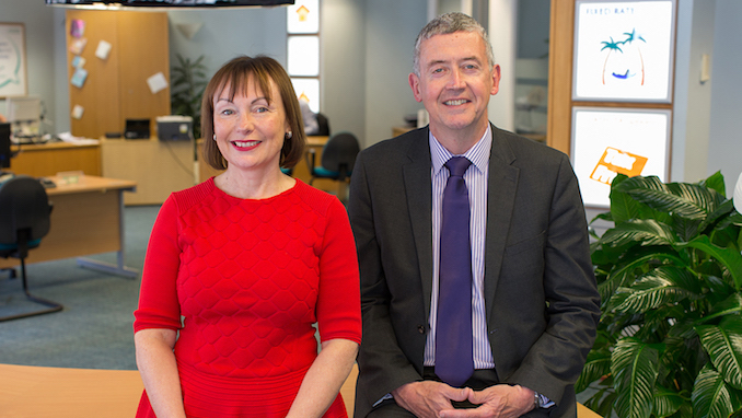 Vernons new appointments - Rosie Grant and Tome Gurrie