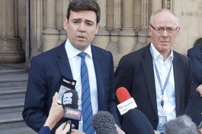 Manchester Mayor Andy Burnham explains how Greater Manchester is tackling homelessness