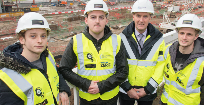 1bn Manchester Airport Transformation Creating Jobs For Local People Marketing Stockport