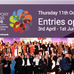 2018 Stockport Business Awards entries open 3rd April