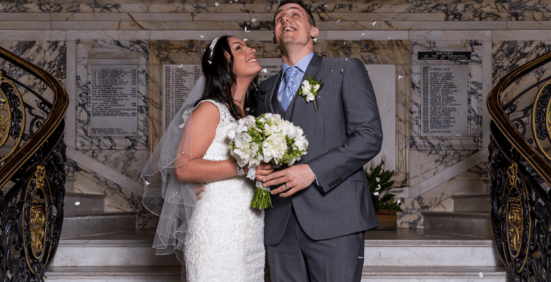 Stockport Event's first Wedding Fayre at Stockport Town Hall