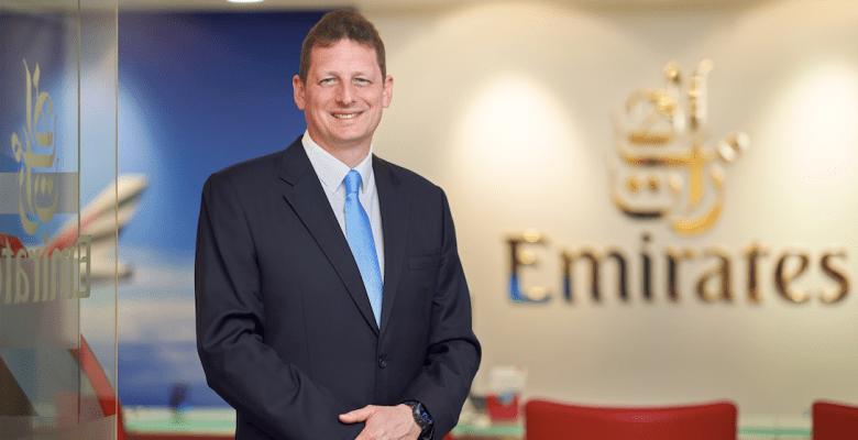 Emirates UK head is Richard Jewsbury