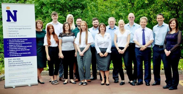 The IN Accountancy team