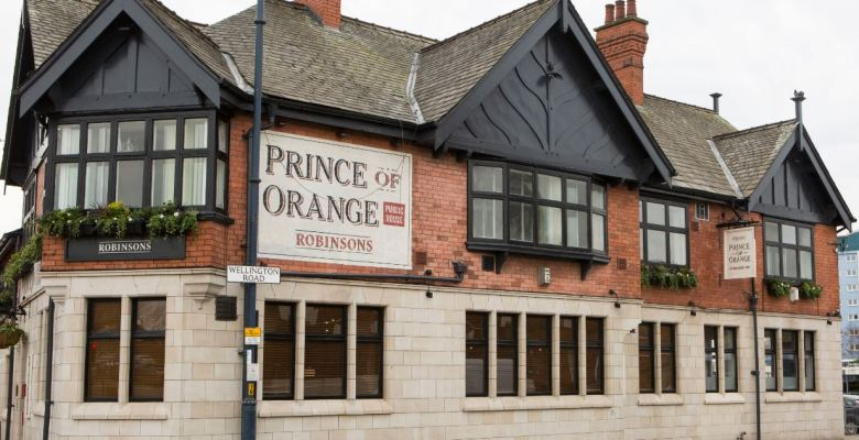 Robinsons investment at Prince of Orange