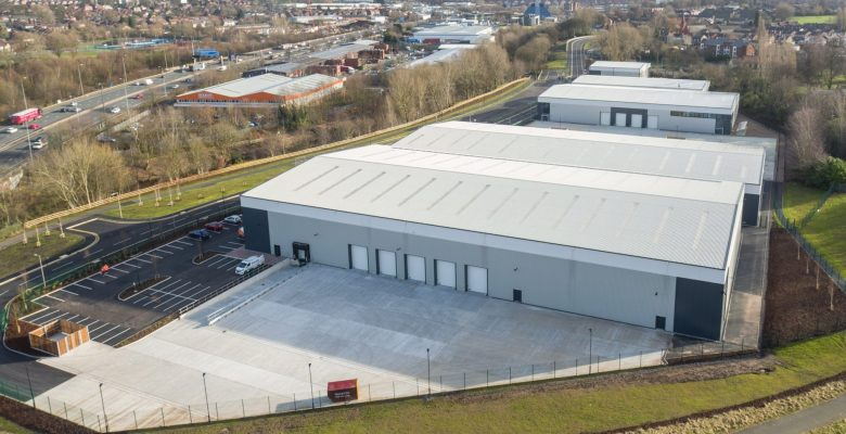 Aurora Stockport is ideally located alongside the M60