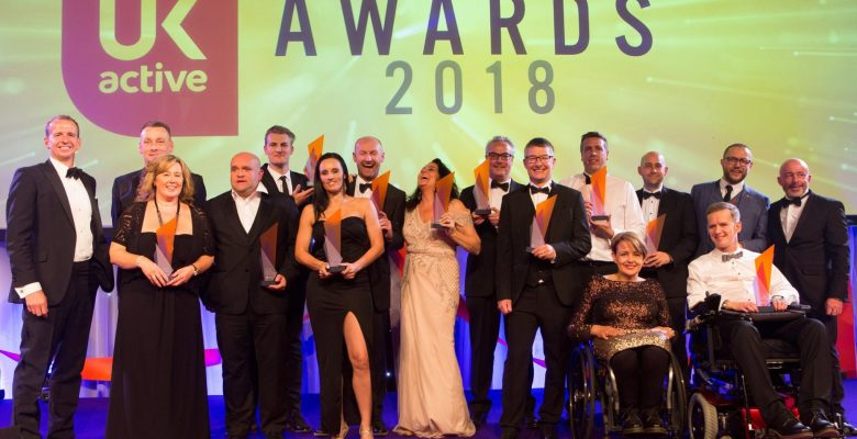 Stockport Sports Village awards group shot