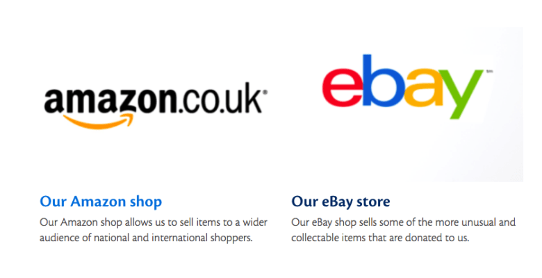 Stockport charity appeals for help in online shop