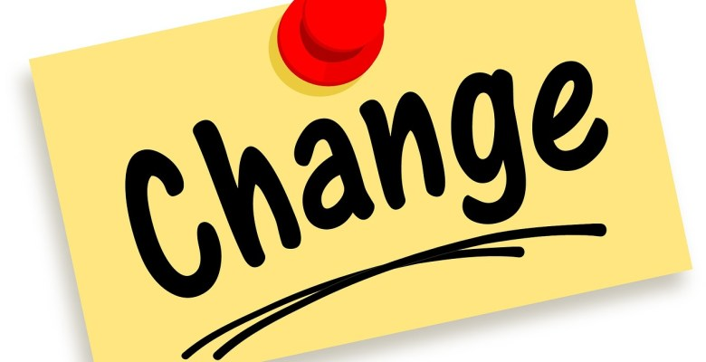 Change in business - a positive affect?