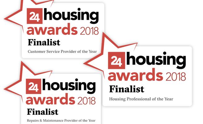 24 housing awards 2018 Finalists