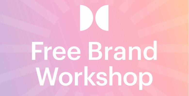 Dawn Creative free brand workshop