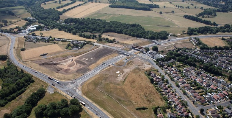 A6 Manchester Airport Relief Road