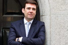 Andy Burnham to speak at pro-manchester economic conference in October