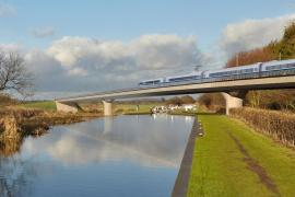 hs2 project set to create 30,000 new roles