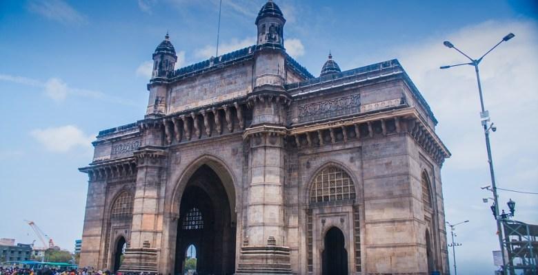 Manchester to Mumbai Gateway of India