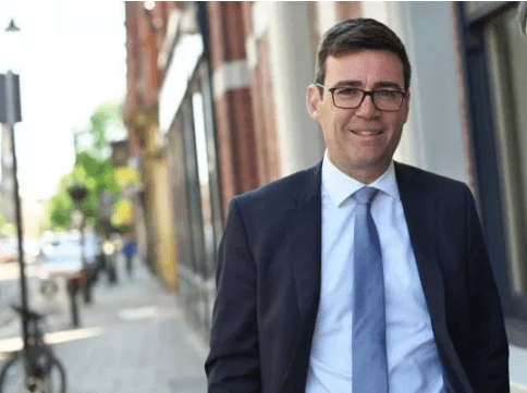 GM Mayor Andy Burnham responds to Chancellor's Budget