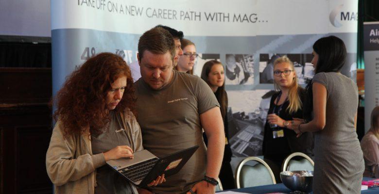 Stockport Jobs Fair success