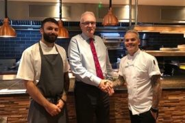 Stockport based Gorvins act for MasterChef Simon Wood