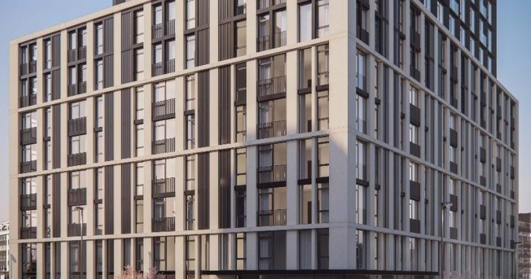 The Place a mixed use development will be Stockport's tallest building