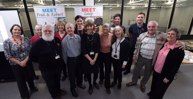 Active Ageing Launch for Stockport's Older generation