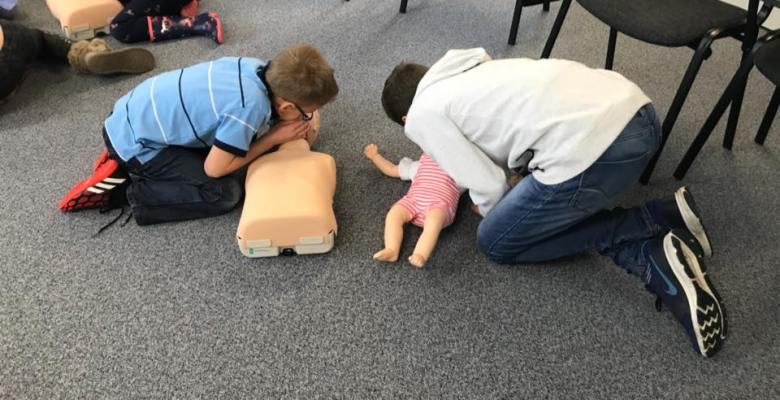 Millies Trust are offering first aid to year 5 pupils and above across the North West
