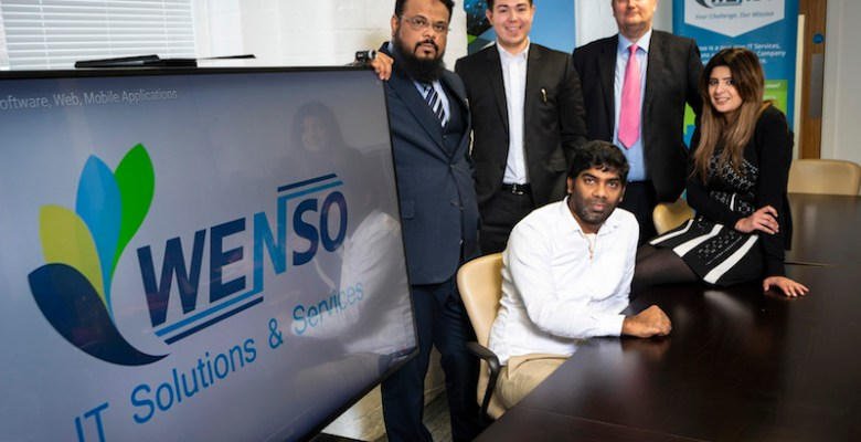 Wenso received £500k from the Northern Powerhouse Investment Fund advised by Hallidays