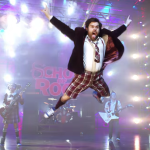 NK Theatre silent auction prize - VIP tickets to London's School of Rock musical