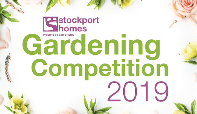 Stockport Homes launch Garden competition