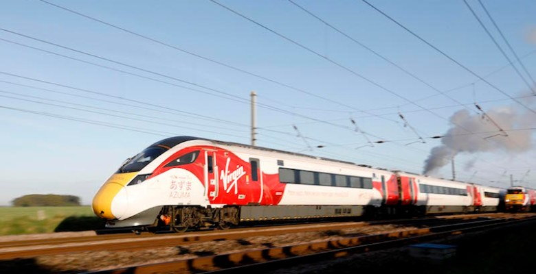 Virgin Trains Bid to renew West Coast rail franchise rejected by DfT - Photo credit should read: David Parry/PA Wire