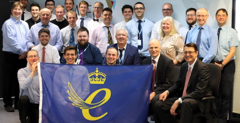 Woodford Engineering Consultancy win Queen's Award for Enterprise