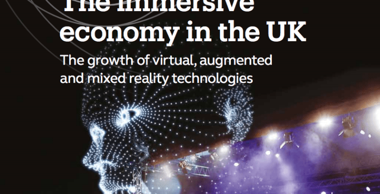 Innovate UK launch new grant for immersive R&D SMEs