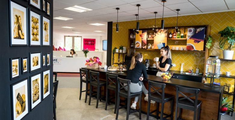 Inspired Office Interior Award nomination for Orbit customer