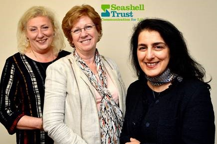 New Chair of Board at Stockport based Seashell Trust - Marketing Stockport news feed