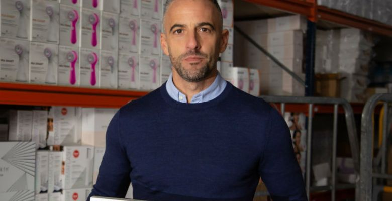 Cheadle online beauty retailer, CurrentBody ,CEO Lawrence Newman
