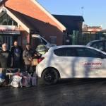 John Delany Motors donate to Wellspring