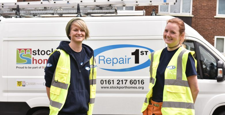Repair 1st Joinery Apprenticeship students