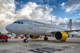 Vueling will fly an Airbus A320 for 181 City fans to travel to Madrid for their Champions League game on February 26th